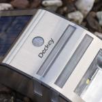 Deckey LED Solarleuchte Mit Bewegungsmelder im Test-1