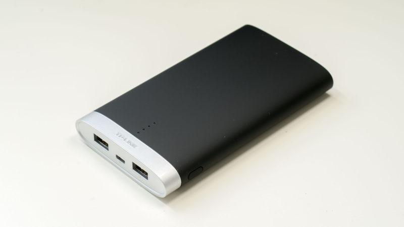 Die TP-LINK PB50 10000mAh Powerbank im Test, eine der besten Powerbanks-!-12