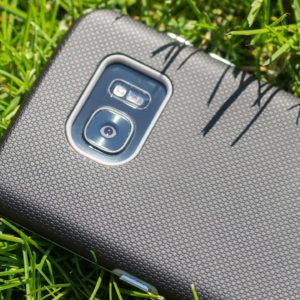 EasyAcc Dual Layer Schutzhülle für das Samsung Galaxy S7 Edge