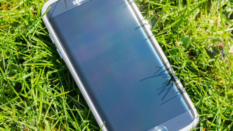EasyAcc Dual Layer Schutzhülle für das Samsung Galaxy S7 Edge-10