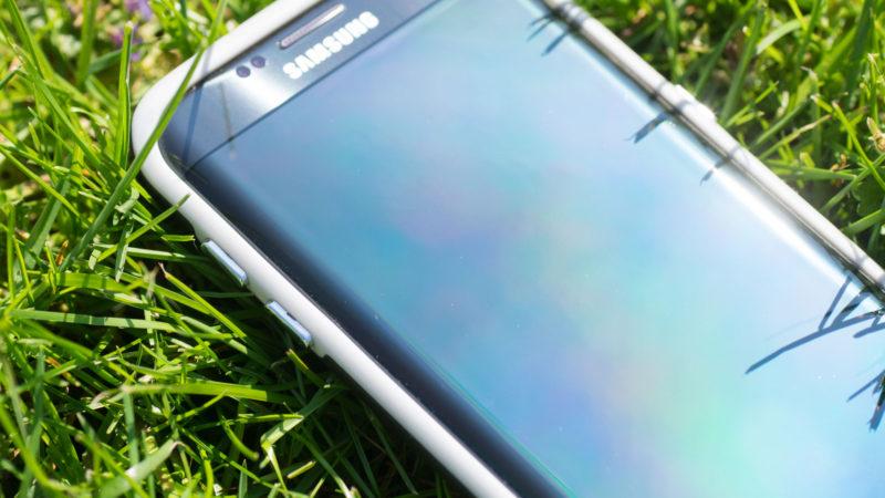 EasyAcc Dual Layer Schutzhülle für das Samsung Galaxy S7 Edge-11