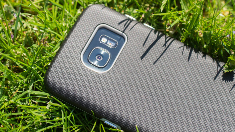 EasyAcc Dual Layer Schutzhülle für das Samsung Galaxy S7 Edge-12