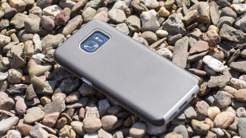 EasyAcc Dual Layer Schutzhülle für das Samsung Galaxy S7 Edge-13
