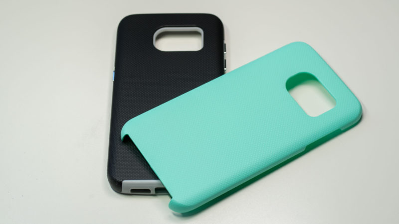EasyAcc Dual Layer Schutzhülle für das Samsung Galaxy S7 Edge-3