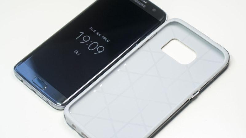 EasyAcc Dual Layer Schutzhülle für das Samsung Galaxy S7 Edge-4