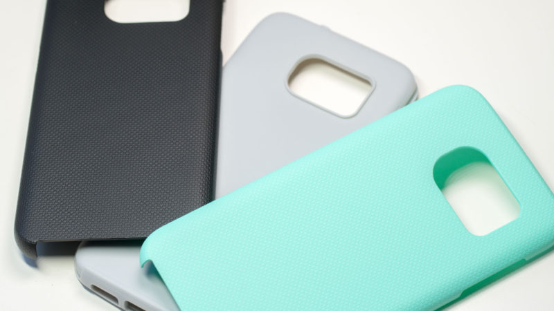 EasyAcc Dual Layer Schutzhülle für das Samsung Galaxy S7 Edge-5