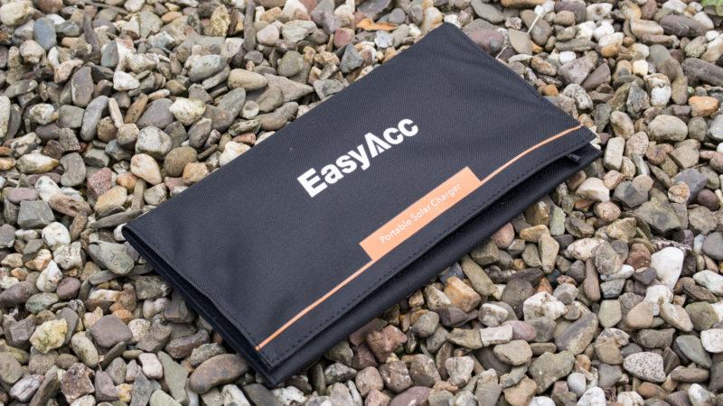 EasyAcc Solar Ladegerät 2-Port mit 15W Leistung im Test-11