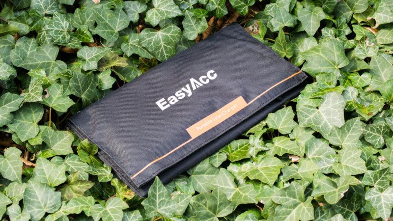 EasyAcc Solar Ladegerät 2-Port mit 15W Leistung im Test-3