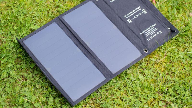 EasyAcc Solar Ladegerät 2-Port mit 15W Leistung im Test-6