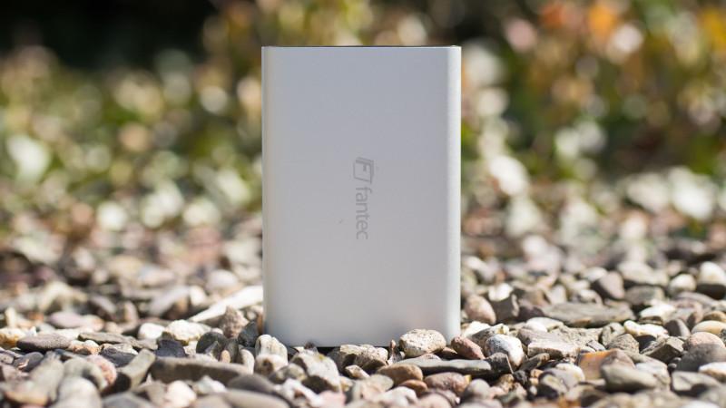 FANTEC ALU-25U31 Festplattengehäuse mit USB 3.1 im Test-13