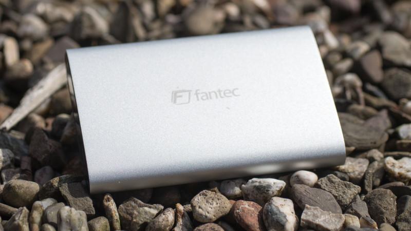 FANTEC ALU-25U31 Festplattengehäuse mit USB 3.1 im Test-9