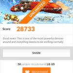 LG G5 3DMark