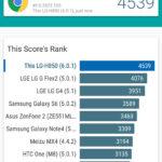 LG G5 Vellamo