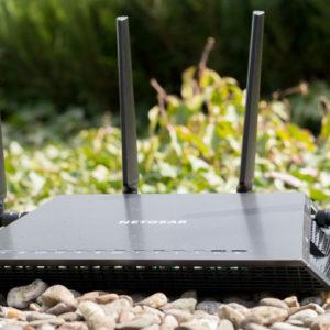 Der Netgear Nighthawk R7800 X4S im Test, der schnellste WLAN Router bisher!
