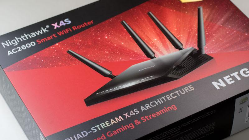 Netgear Nighthawk R7800 X4S im Test, der schnellste WLAN Router bisher!-2
