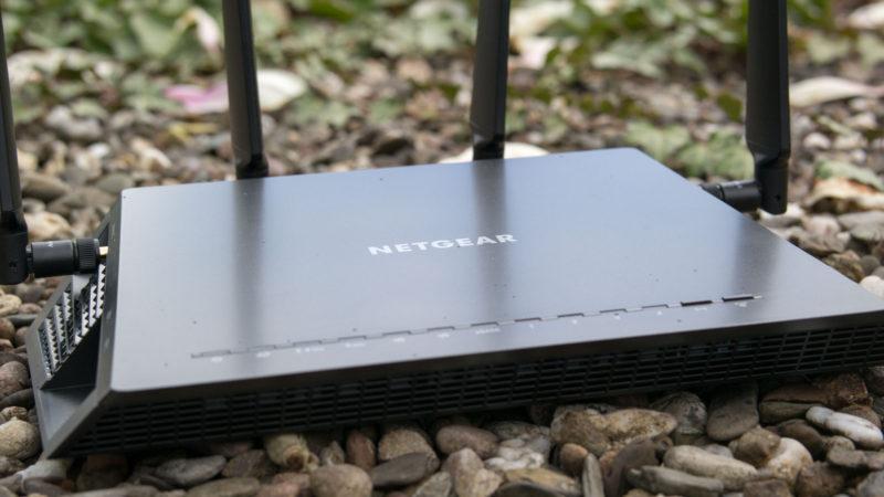 Netgear Nighthawk R7800 X4S im Test, der schnellste WLAN Router bisher!-20