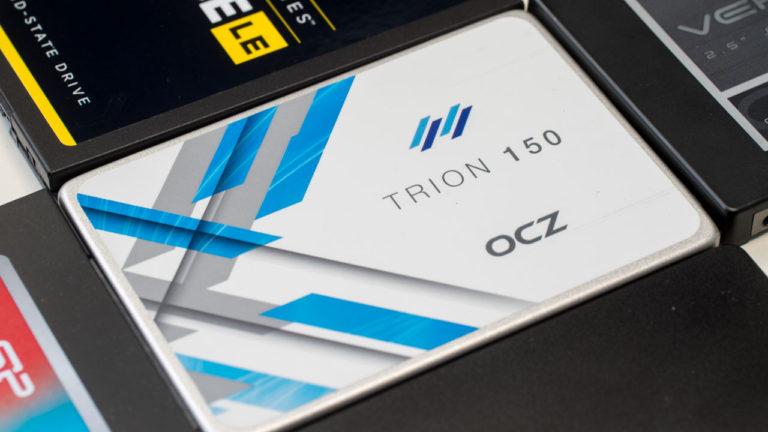OCZ Trion 150 240GB SSD im Test