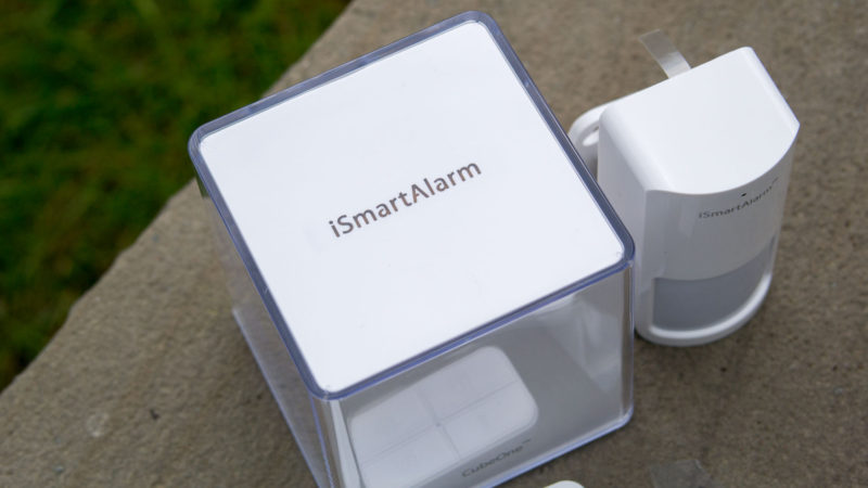 Smart Alarmanlage im Test, das iSmartAlarm Preferred Package-4