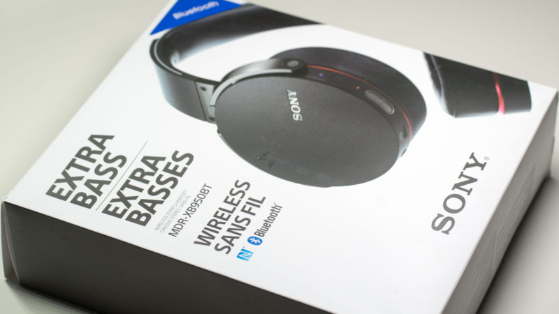 Sonys Bass Monster im Test, die Sony MDR-XB950BT im Test-1