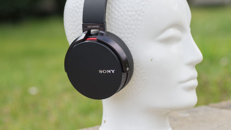 Sonys Bass Monster im Test, die Sony MDR-XB950BT im Test-8