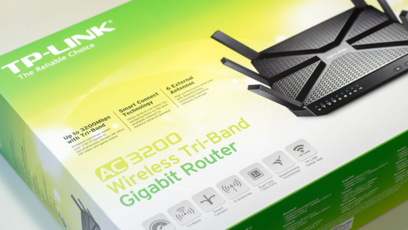 TP-LINK Archer C3200 Triband WLAN Router im Test-1