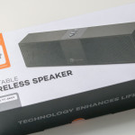 TaoTronics tragbarer Bluetooth Lautsprecher-1