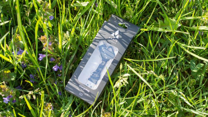 ARKIN ChargeKey - Schlüsselanhänger 2 in 1 Lightning & Micro-USB Ladekabel im Test-3