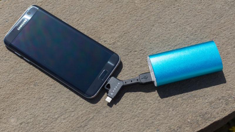 ARKIN ChargeKey - Schlüsselanhänger 2 in 1 Lightning & Micro-USB Ladekabel im Test-4