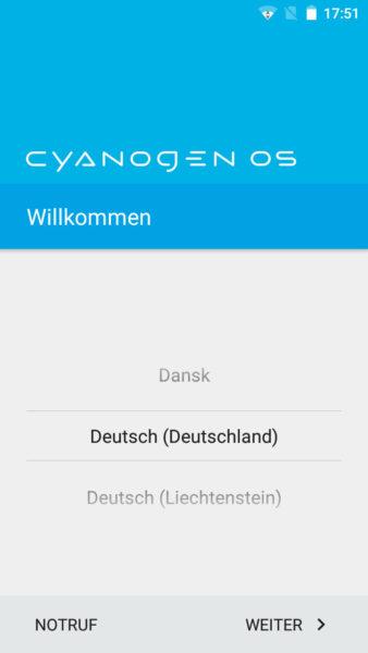 Bq Aquaris X5 mit Cyanogen OS im Test-1