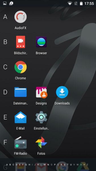 Bq Aquaris X5 mit Cyanogen OS im Test-17