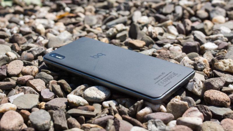 Bq Aquaris X5 mit Cyanogen OS im Test-21