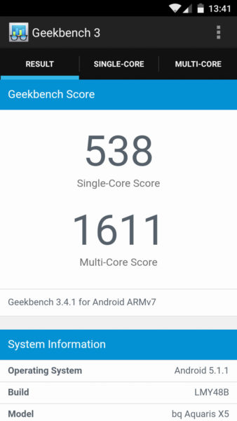 Bq Aquaris X5 mit Cyanogen OS im Test-32