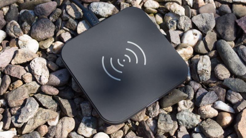 CHOETECH QI Kabelloses Schnellladegerät für z.B. das Samsung Galaxy S7 im Test-10