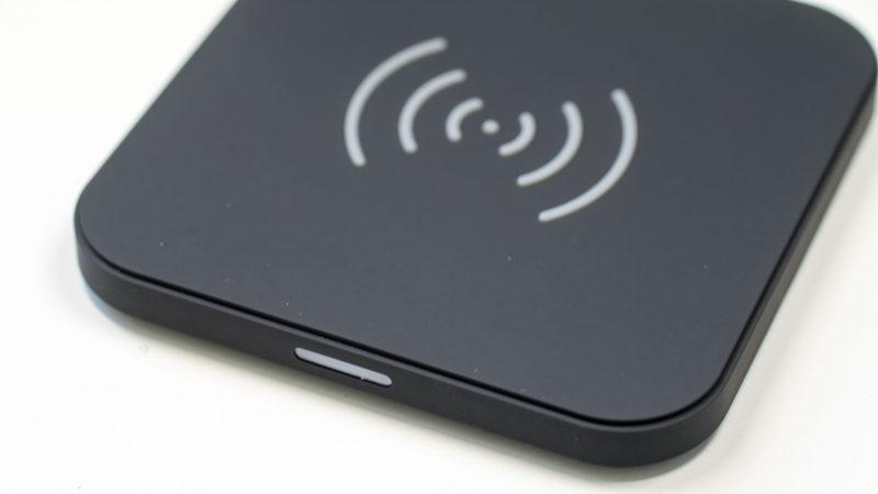 CHOETECH QI Kabelloses Schnellladegerät für z.B. das Samsung Galaxy S7 im Test-3