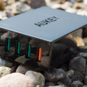 Empfehlenswertes Quick Charge 3.0 Ladegerät! Das AUKEY PA-T15 55W Multiport Ladegerät mit Quick Charge 3.0 im Test