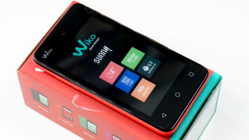 Das Wiko Sunny im Test, ein Smartphone für 69€-!-15