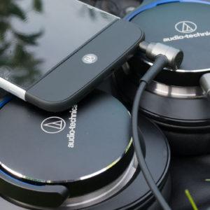 Die Audio-Technica ATH-MSR7 High-Resolution Kopfhörer im Test