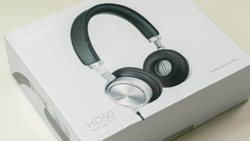 Die Meizu HD50 Kopfhörer im Test, die perfekten portablen Kopfhörer für 50€--1
