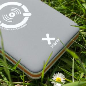 Die Xtorm XB103 Power Bank Wireless 8000 im Test, Powerbank mit QI Ladefunktion