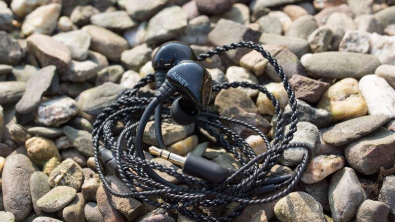 Geheimtipp AUKEY EP-C3, Dual Treiber Ohrhörer für 17€-6