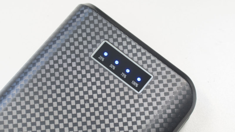 XLayer Carbon Black 20.000mAh Powerbank im Test-17