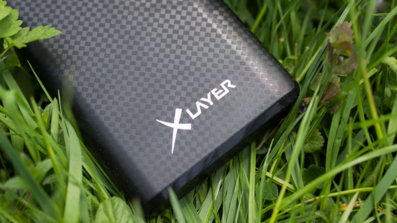 XLayer Carbon Black 20.000mAh Powerbank im Test-5