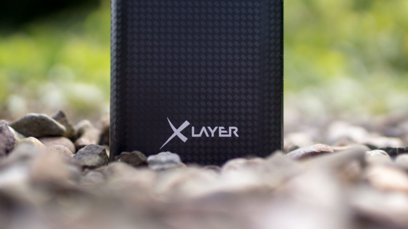 XLayer Carbon Black 20.000mAh Powerbank im Test-8