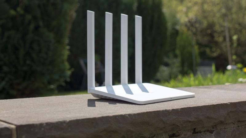 Xiaomi Mi WiFi Router 3 Test Review-2