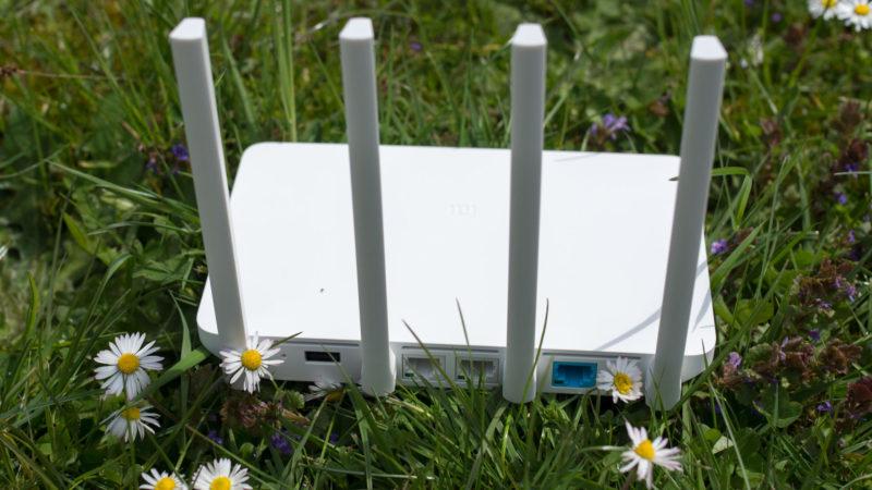 Xiaomi Mi WiFi Router 3 Test Review-5