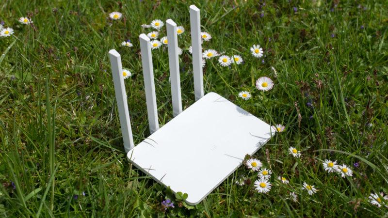 Xiaomi Mi WiFi Router 3 Test Review-6