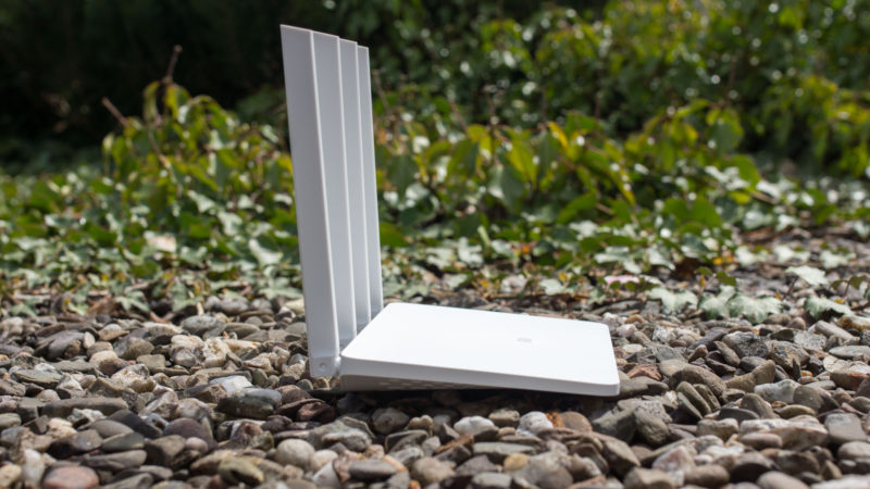 Xiaomi Mi WiFi Router 3 Test Review-8