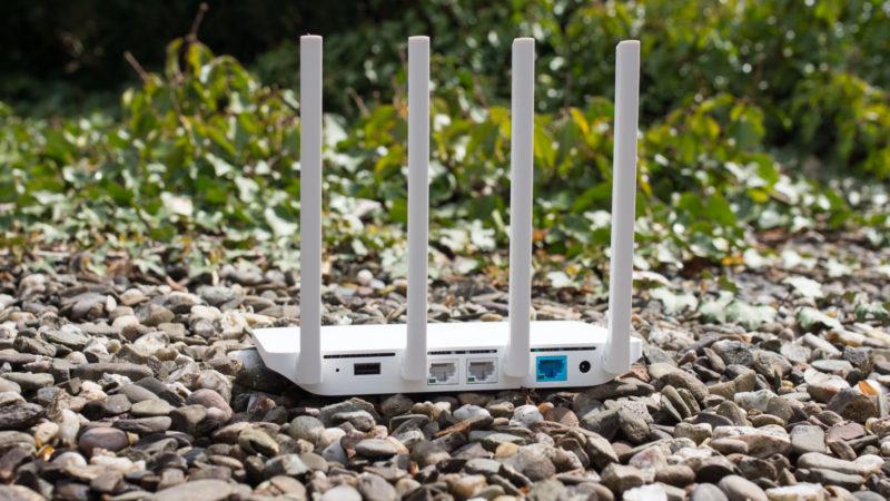 Xiaomi Mi WiFi Router 3 Test Review-9