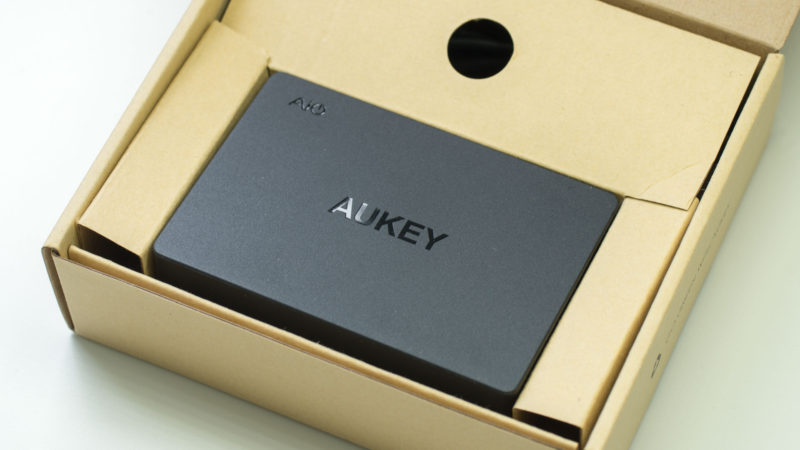 AUKEY PA-T11 60W 6-Port Ladegerät mit zwei Quick Charge 3.0 Ports im Test-2