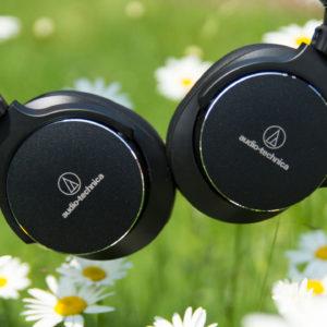 Die Audio-Technica ATH-SR5BT High End Bluetooth Kopfhörer im Test